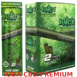 BLUNT JUICY HEMP NATUREL