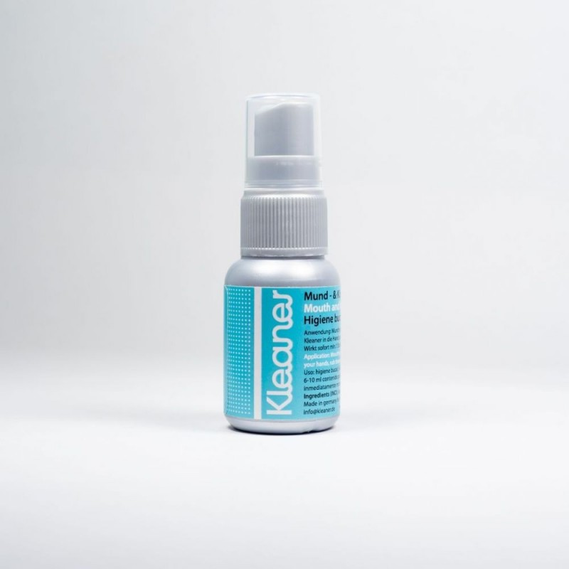 Kleaner anti THC toxines