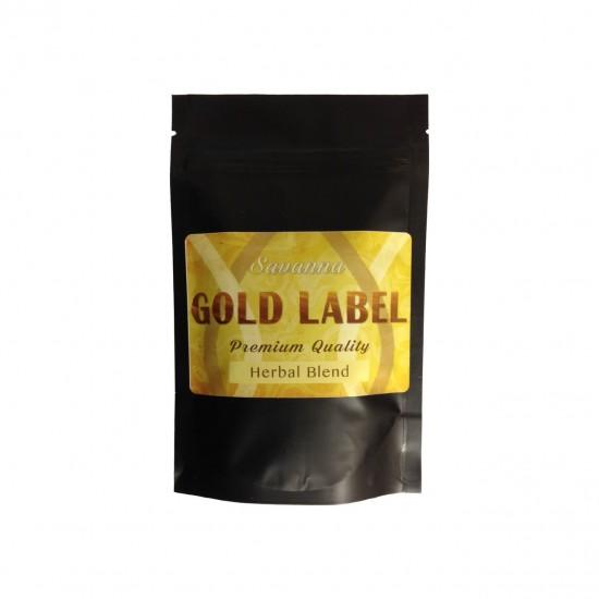 SAVANNA GOLD LABEL CHANVRE 20 GR