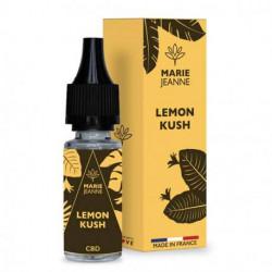 E-liquide CBD Marie Jeanne Lemon kush