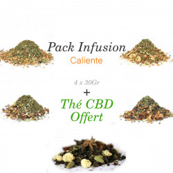 Pack Infusion Caliente