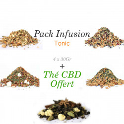 Pack Infusion - Tonic