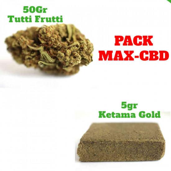 Pack Max-cbd